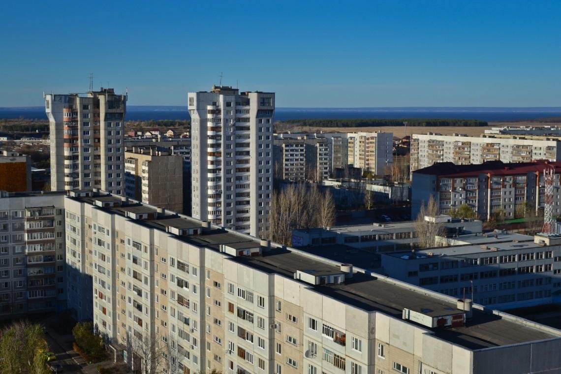 Ulyanovsk, New Town