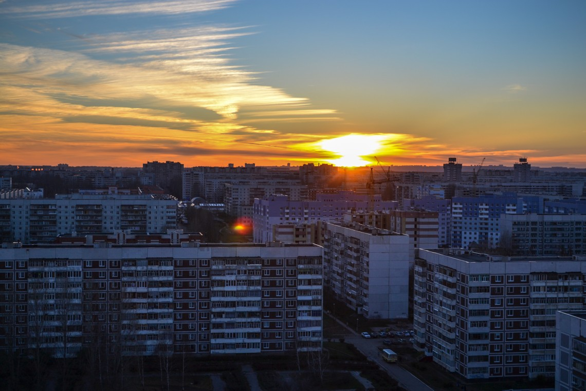 Ulyanovsk, buildings