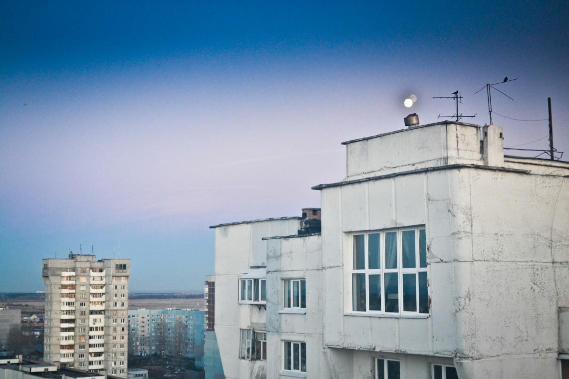 Ulyanovsk, Simbirsk, New City